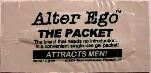 Alter Ego Pheromone Gel Packets for Women