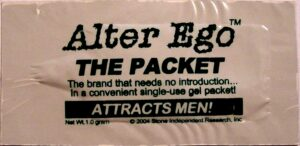 Alter Ego Pheromone Gel Packets for Women